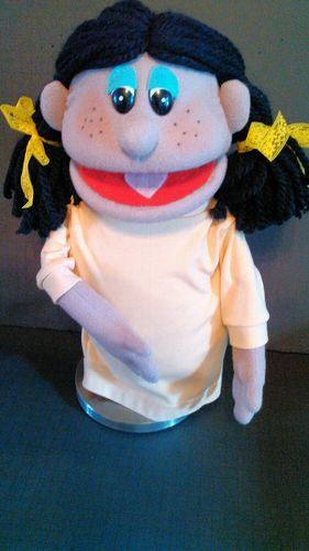 Peggy Puppet