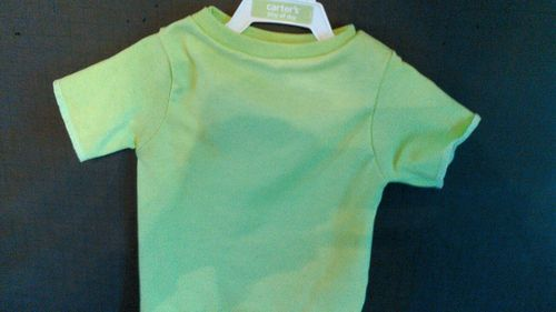 Mid Size Shirt Lime Green